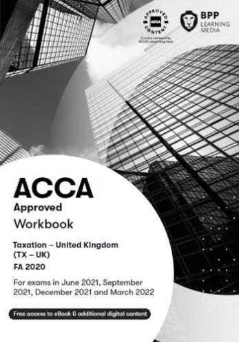 BPP ACCA F6 TX FA2020 Text