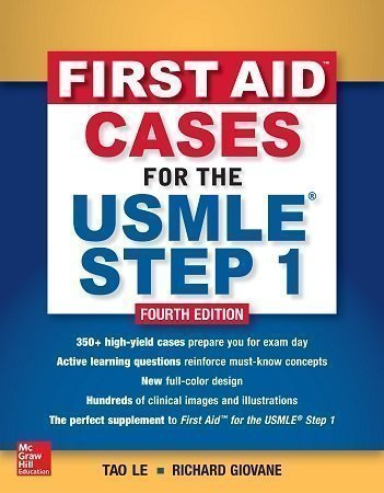 First Aid Cases for the USMLE Step 1 4th Edition
