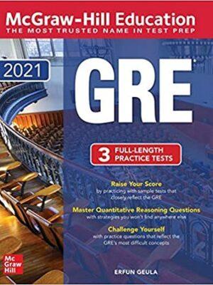 Mc Graw Hill GRE 2021