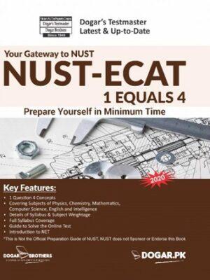 Nust Ecat 1 equals 4 2020 edition