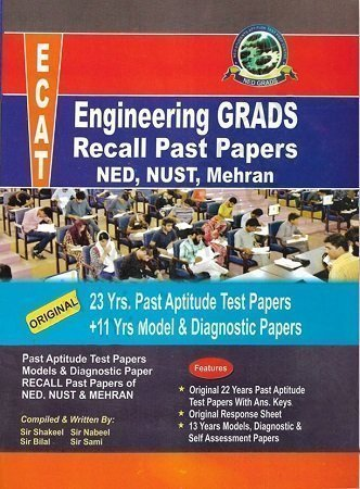 ecat engnineering grads mcqs past papers 2021