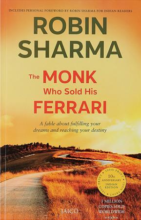 the monk who sold his ferrari robin sharma