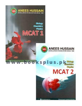 Anees Hussain MCAT Latest Edition