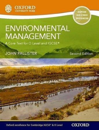 Environmental Management John Pallister O Level IGCSE