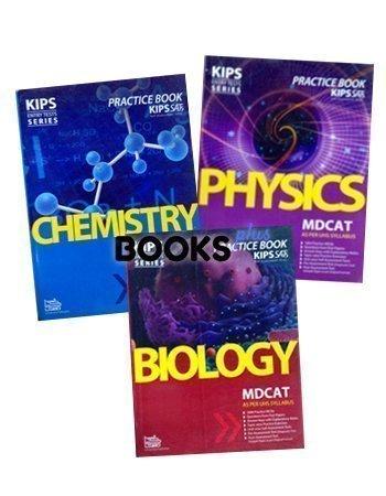 kips mcat practice books