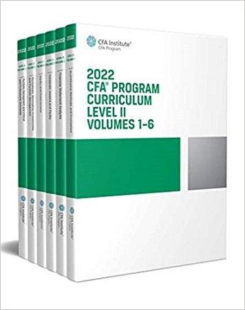 CFA Level 2 2022