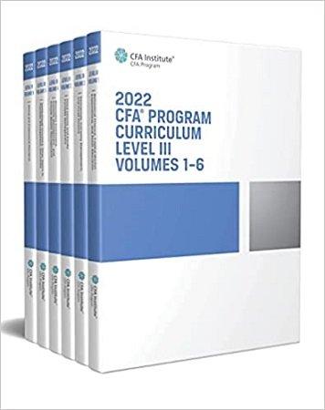 CFA Level 3 curriculum 2022