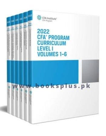 CFA Program Curriculum 2022 Level 1