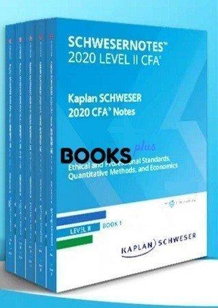 Kaplan Schweser CFA Level 2 Notes 2020