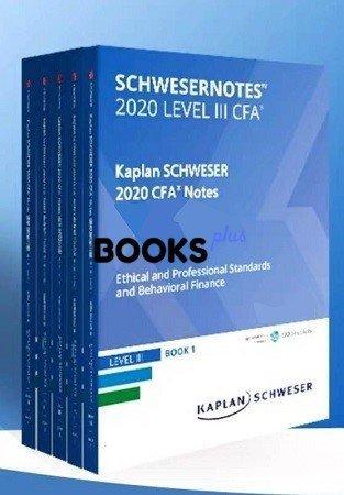 Kaplan Schweser CFA Level 3 Notes 2020