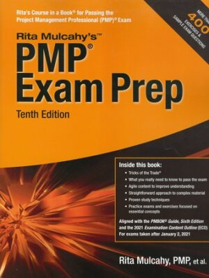PMP Exam Prep Rita 10th edition 2021