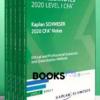Kaplan Schweser CFA Level 1 Notes 2020