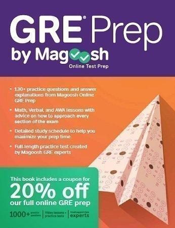 GRE Prep by Magoosh