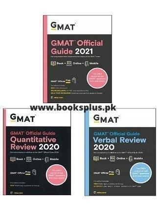 GMAT Official Bundle