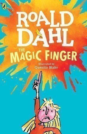 Roald Dahl Magic Fingers