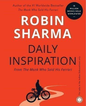 daily inspiration robin sharma