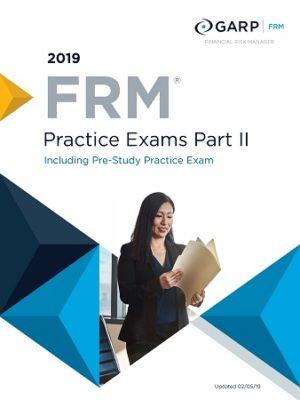 GARP FRM Part 2 Practice Exam 2019