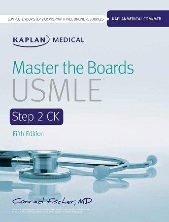 Master the Boards MTB USMLE Step 2 CK Conrad 5th