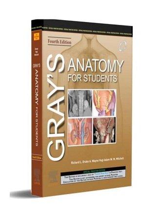 Grays Anatomy 4th Pakistan Edition