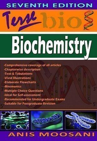 Terse Biochemistry