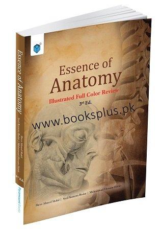 essence anatomy 3rd Edition
