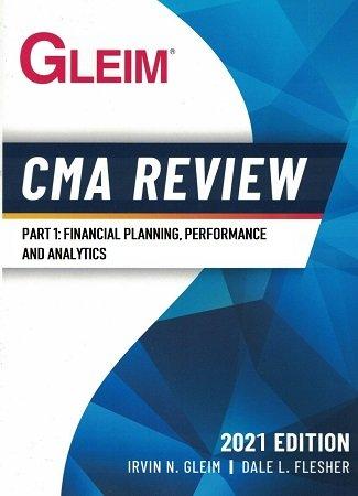 Gleim CMA Part 1 2021