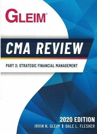 Gleim CMA Review Part 2 2020