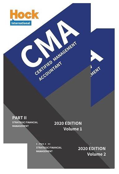 Hock CMA Part 2 2020