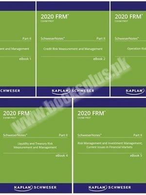 FRM 2020 SchweserNotes Part 2 Books