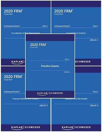 Kaplan Schweser FRM Part 1 Notes 2020