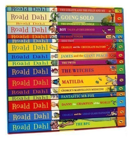 Roald Dahl Books set