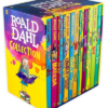 roald dahl books set box