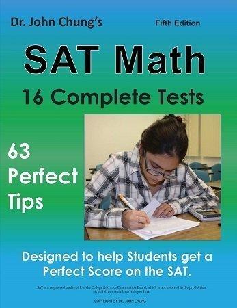 Dr John Chung SAT Math 5th Edition