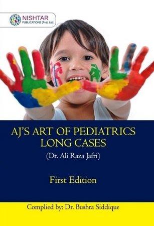 AJ Art of Pediatrics Long Cases