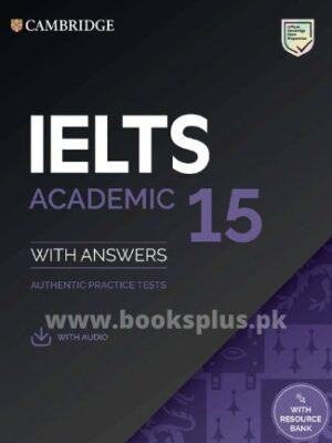 Cambridge IELTS 15 Academic