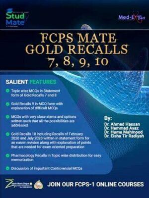 FCPS Mate Gold Recalls