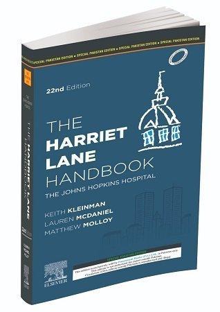 Harriet Lane Handbook 22nd Pakistan Edition