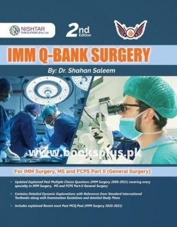 IMM Qbank Surgery 2nd Edition Shahan Saleem