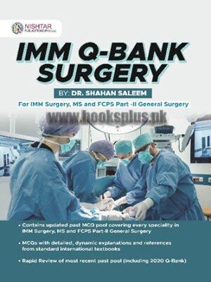 IMM Qbank Surgery Shahan Saleem
