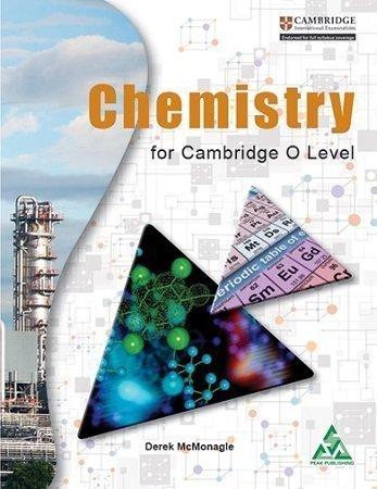 Chemistry for Cambridge O Level Peak Publshing