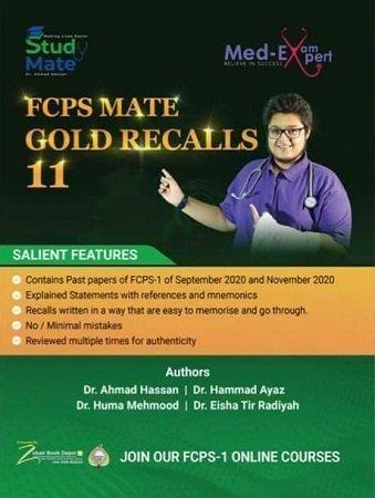 CPS Mate Gold Recalls 11