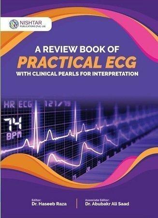 Practical ECG A Review Book clinical pearls interpretation