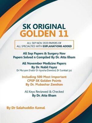 SK Original Golden 11