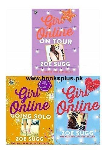 Girl Online Book Set Zoe Sugg