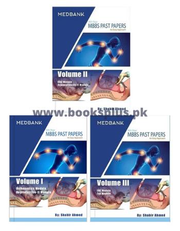 Medbank mbbs Past papers 3 Volume set