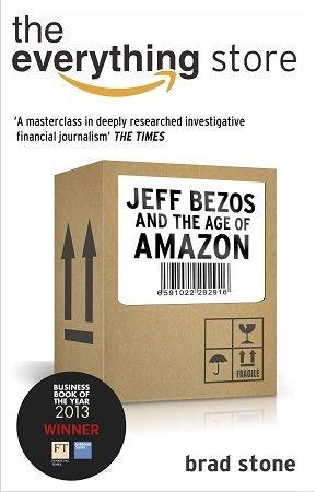 the everything store jeff bezos