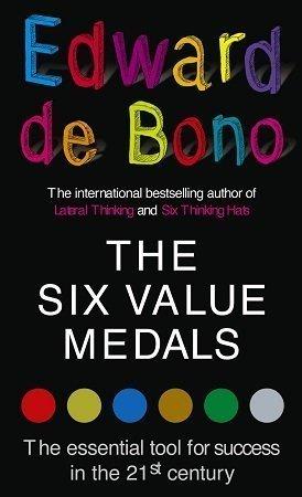 the six value medals edward de bono