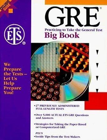 ETS GRE Big Book