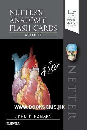 Netter Anatomy Flash Cards 5th Edition