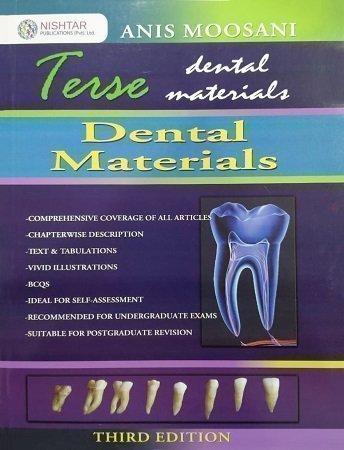 Terse Dental Materials 3rd Edition